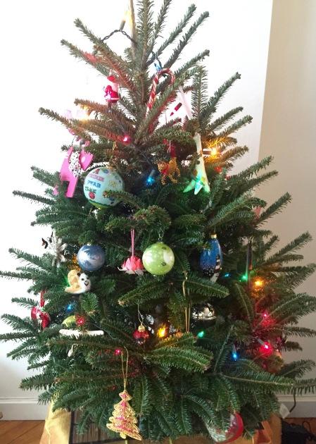 My Strange Christmas Tree