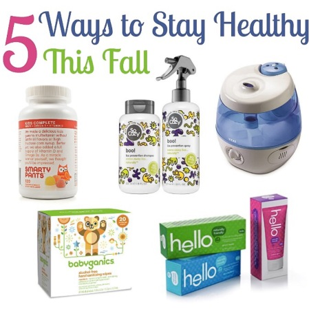 Ways to stay healthy