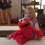 Elmo and lilStrange