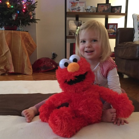 Elmo and lilStrange