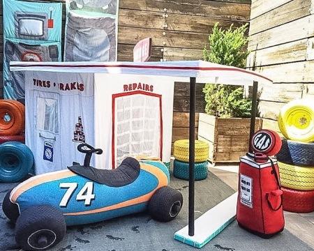 Grandest Prix Plush Speedster