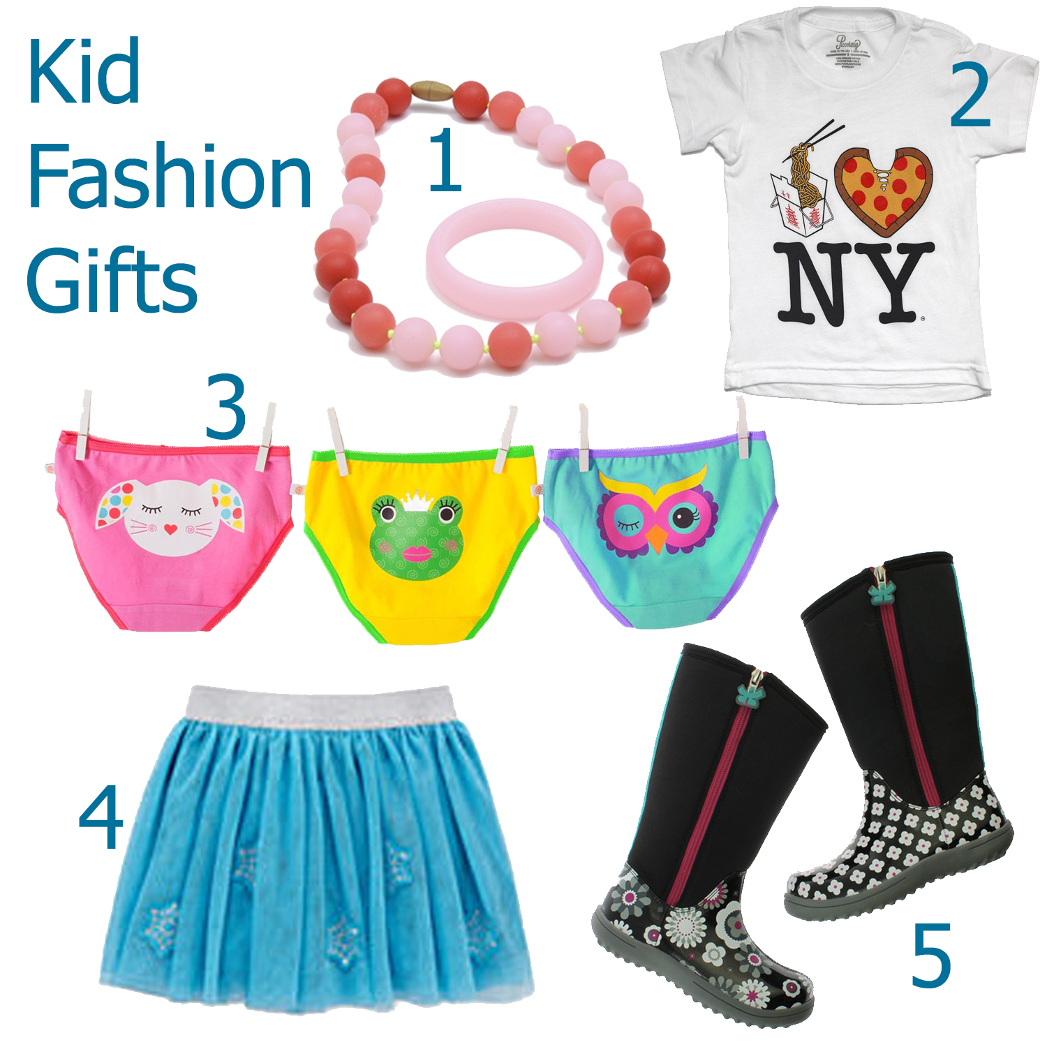 Kid fashion t guide