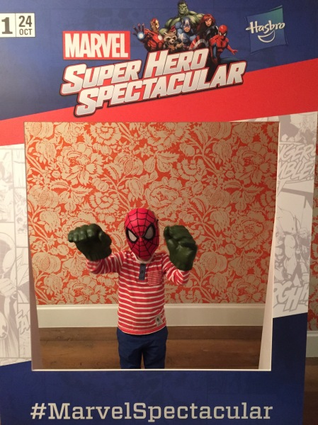 Marvel Super hero spectacular
