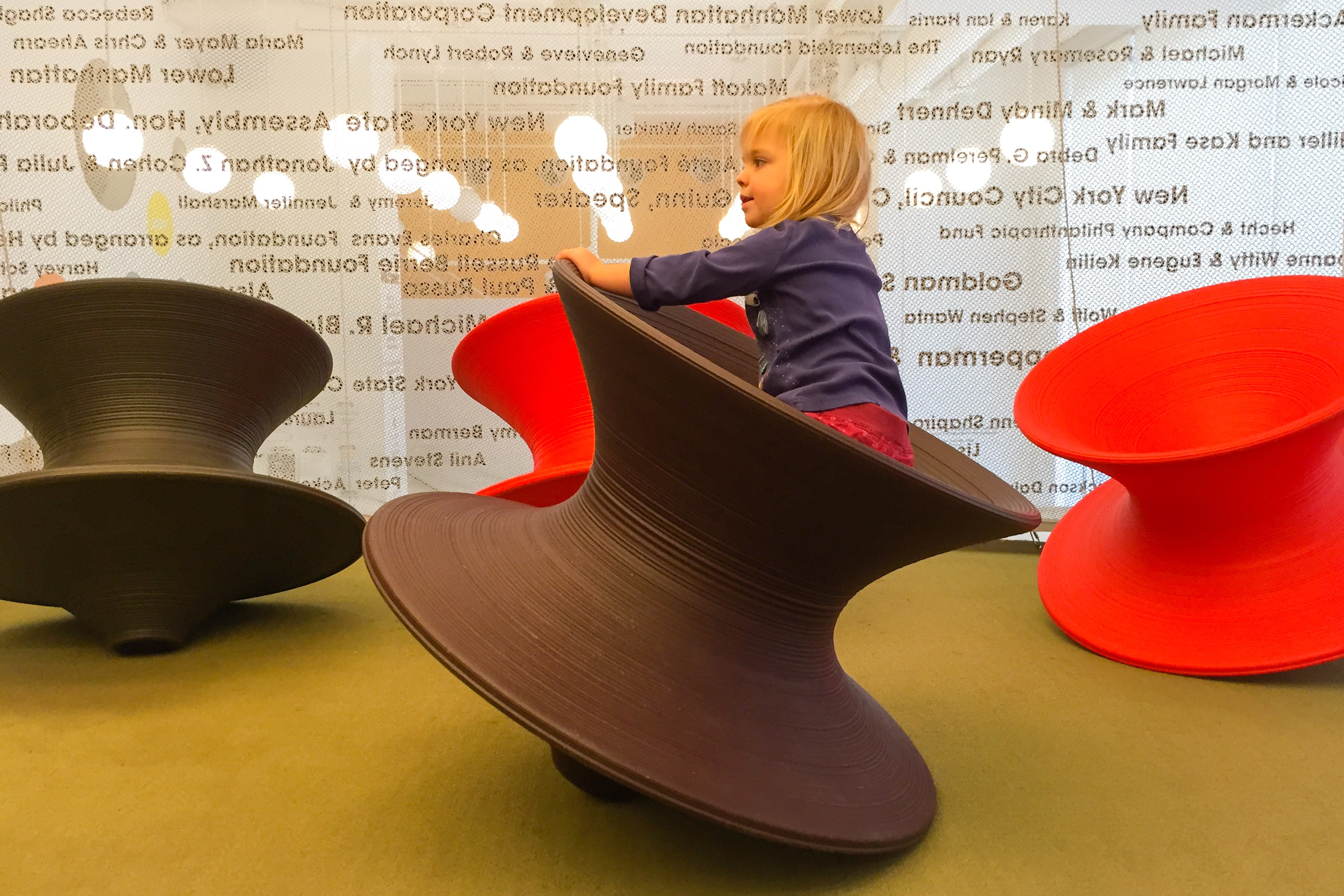 Spun Chair Herman Miller