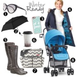 Winter Ready Joovy Balloon Stroller