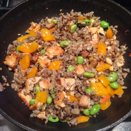 Trader Joes Fried Rice Hack