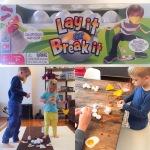 Egg Game Lay it or Break it
