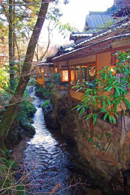 Japan sukiya restaurant