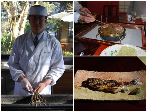 Ukai Toriyama Charcoal Grilled Chicken