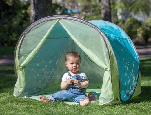 Summer Scoop- Babymoov Anti-UV Tent