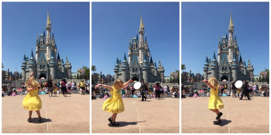 Disney Castle Princess