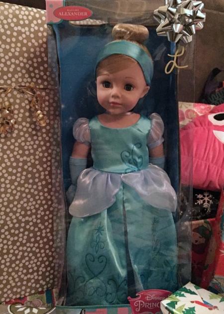 Madame Alexander Christmas Dolls