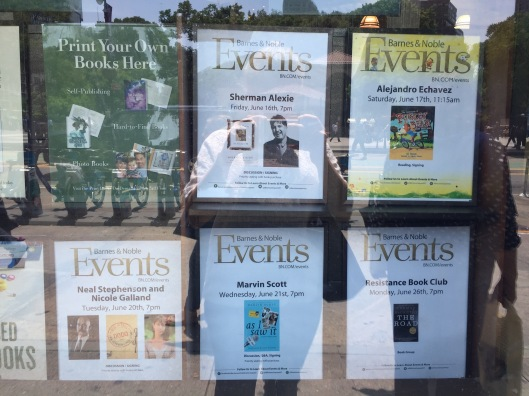 Barnes and Noble Events