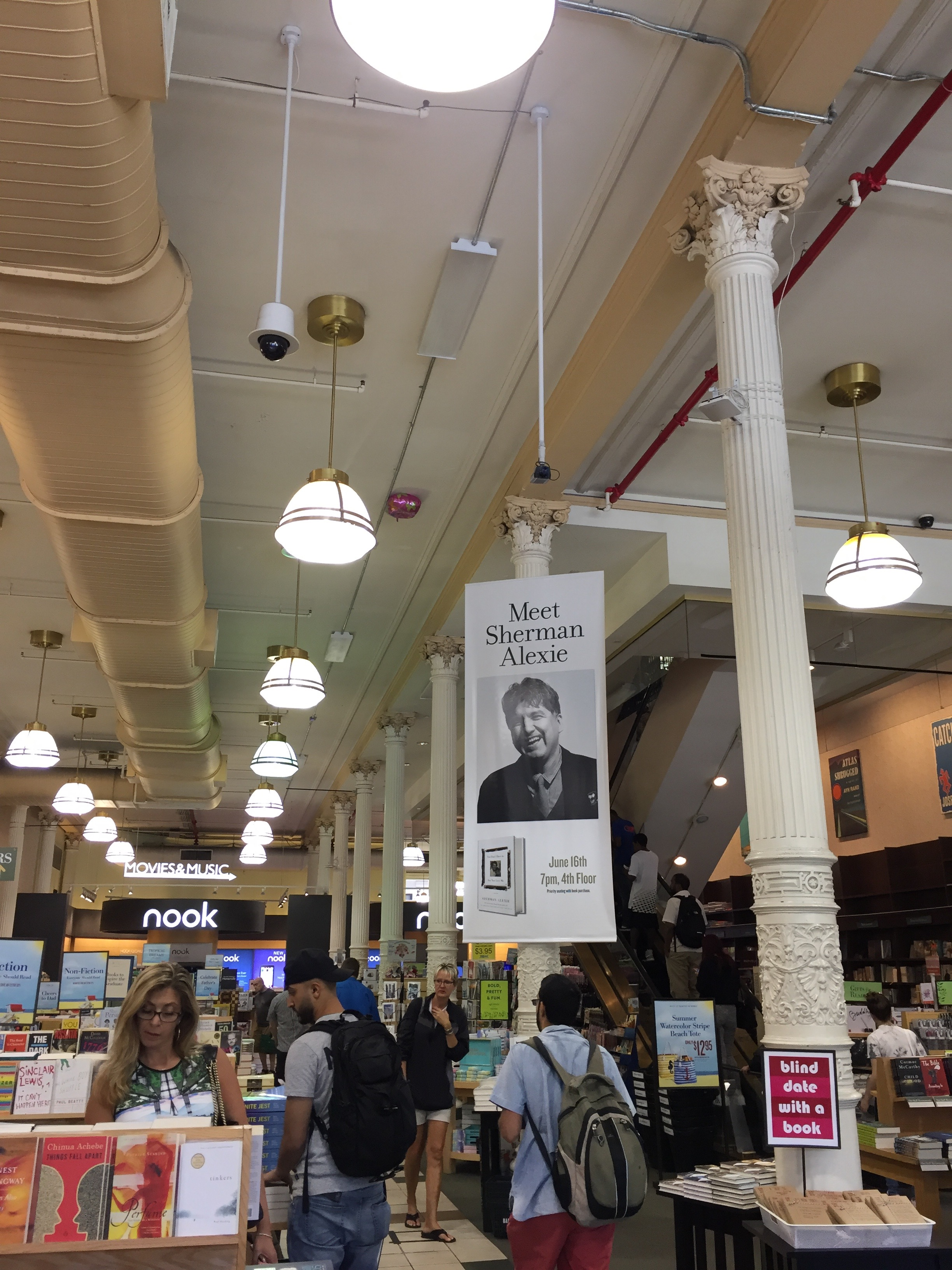 Meet your favorite celebrity authors at Barnes Noble