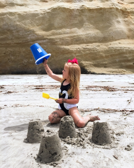 Fletcher Cove Sand Castle