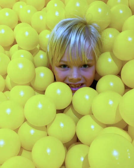 harrison yellow ball face