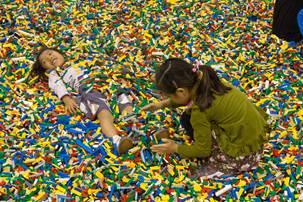 LEGO LIVE NYC